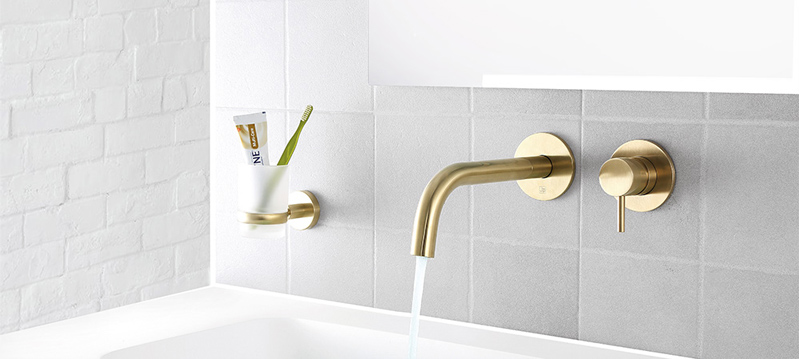 Brushed Brass Explained Drench