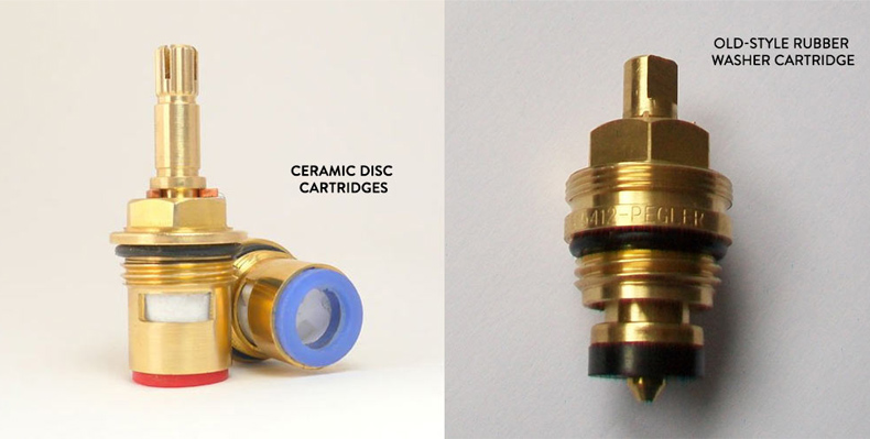 What Are Ceramic Disc Taps Drench