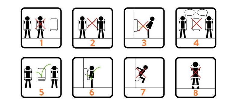 A Guide to Bathroom Etiquette