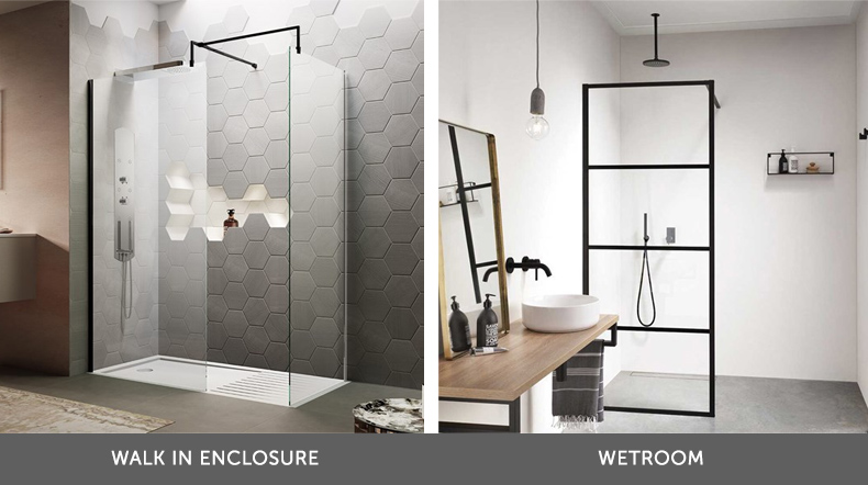 Wet Room Walk In Shower Ideas Drench